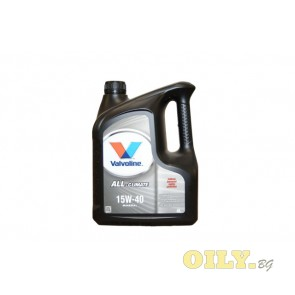 Valvoline All Climate 15W40 - 4 литра