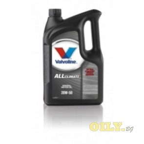 Valvoline All Climate 20W50 - 5 литра
