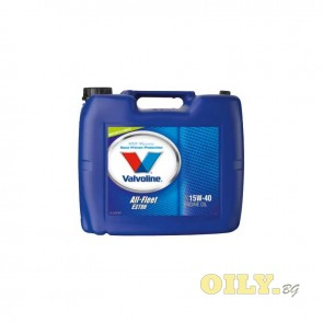 Valvoline All Fleet Extra 15W40 - 20 литра