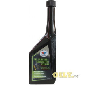 Добавка Valvoline Injector and Carburettor Cleaner - 0.350 литра