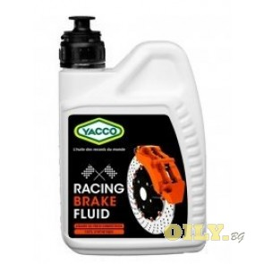 Yacco Racing Brake Fluid - 0,5 литра
